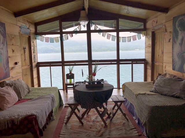 Mystical Jaguar Hall - ALL meals & yoga included