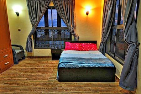 Cozy suite sea view terrace - Eti-Osa - Apartamento