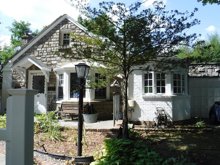 Charming Cape Cod in quaint Hastings on Hudson NY