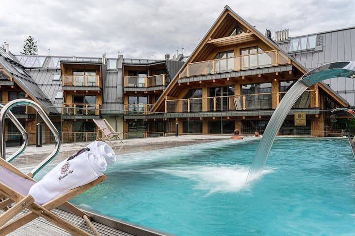 Aparthotel Royal Resort SPA - Royal Relax & SPA
