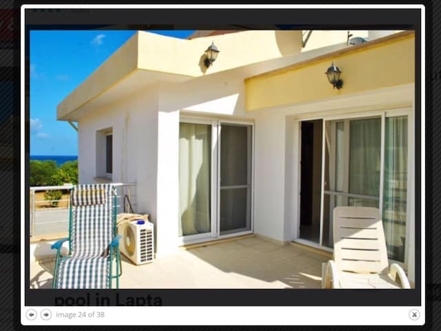 Cyprus Holidays Villa Lapta Girne
