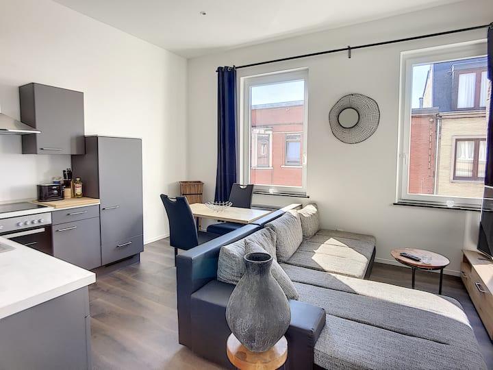 Angleur: Appartement neuf 2 ème étage