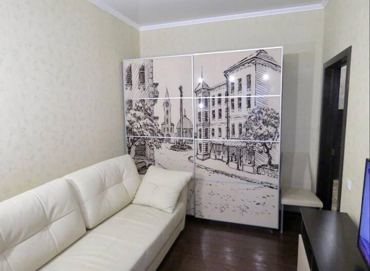 Квартира в центральной части города