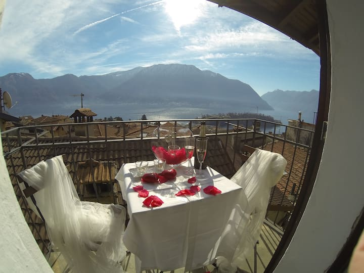 la casa di zia Lella - Lago di Como