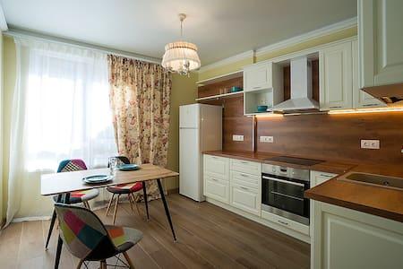 Апартаменты в Дюнах