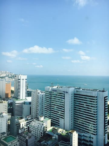 Haeundae,Ocean-view- DongDong stay
