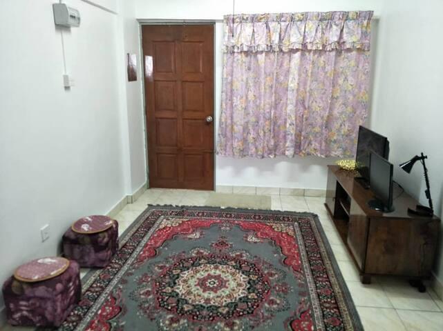 2 Bedroom Apartment,(near Kajang Perdana Avenue)