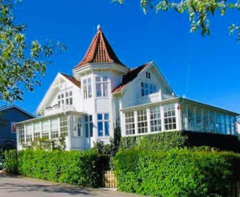 Exklusiv Boutiqueapartment i Båstad