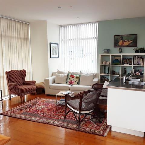 Inner City Oasis - Auckland - Rivitalo