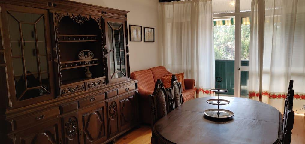 Apartamento T2 Rua dos Moinhos, Luso, Mealhada