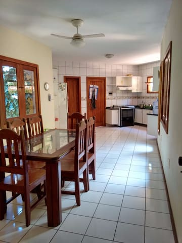 Beautiful place 400m from the beach - Porto Seguro - Huis