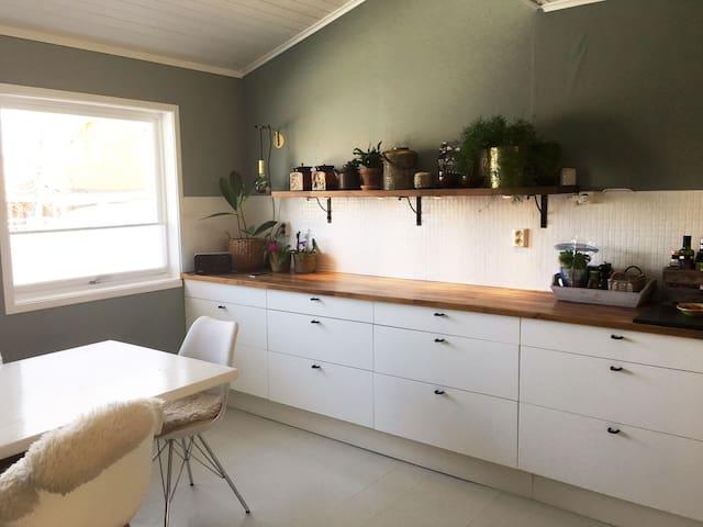 Rekkehus på Nesodden - nært sjø og skog!