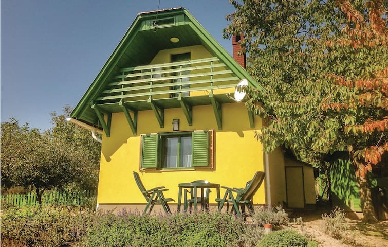 Holiday cottage with 2 bedrooms on 48m² in Cserszegtomaj