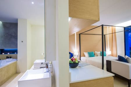 Luxury Sunset Suite with Couple Bath Phang-nga - Boutique hotel