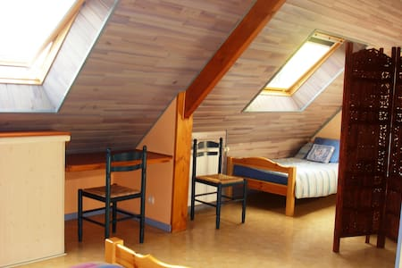 Chambre Hôtes LE STANG - Le Croisty - Gästehaus