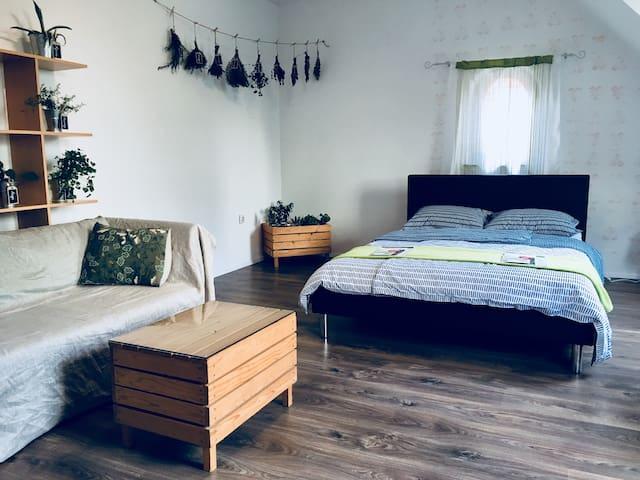 Urban Herbs Apartment