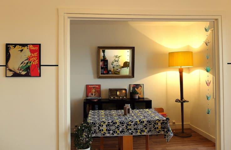 Bel appart de 70 m² avec parking - Les Lilas - Apartment
