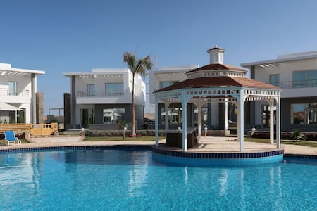 Sky-Star-Villa 25 über den Dächern von Hurghada