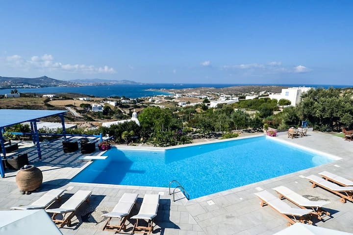Paros Seaview Studio #1 with pool - Greece - Appartement