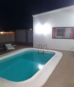 Double room with ensuite & terrace - El Cuchillo, Canarias, ES