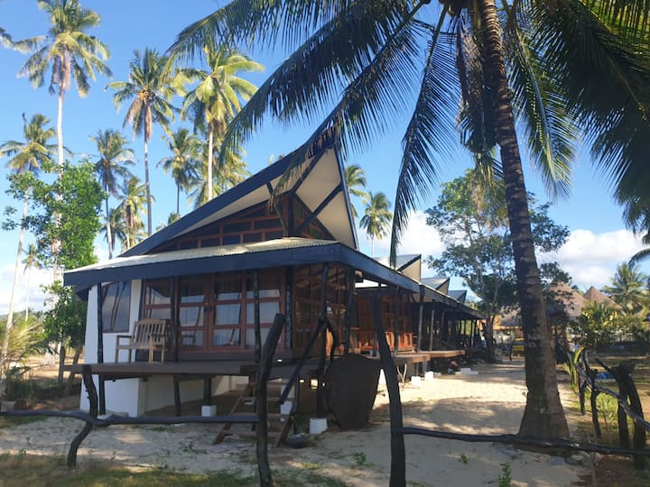 Bai Bai Resort Long Beach, San Vicente, Palawan
