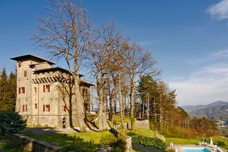 Charme in dimora storica - Firenzuola - 城堡