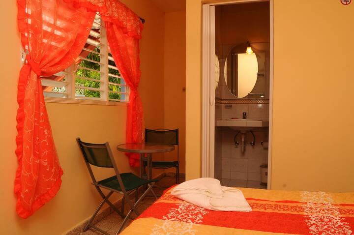 """Cienfuegos,""""Hostal San Carlos 3"""" lugar tranquilo"""