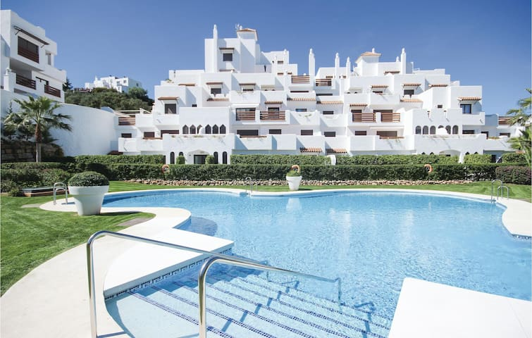 Holiday apartment with 2 bedrooms on 78m² in Estepona