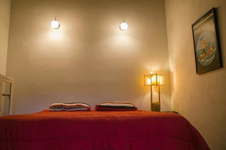 Confortables habitaciones dobles