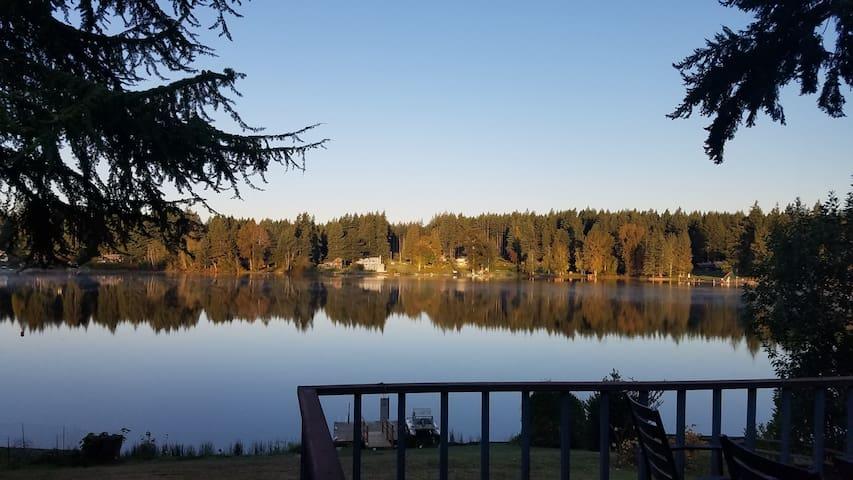 Whidbey Deer Lake House