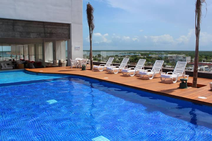 Special Room Superior Double Bed At Chetumal