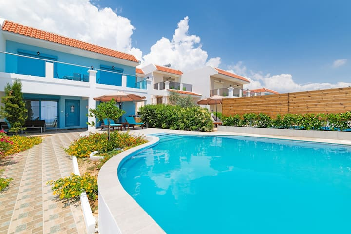 Apartment with 3Bedrooms and Private Pool
