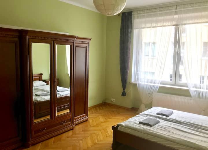 Opener Gdynia Centrum Duży pokój na Abrahama no.3
