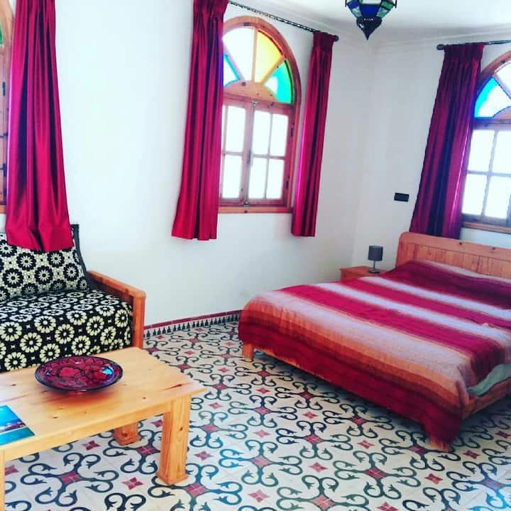 Kamer in Riad Kebdana