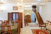 Triple/Twin room (Ensuite)with Sea view -GalleFort