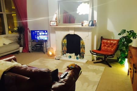 Spacious Retro Luxury 1 Bed Apartment - Atherstone - Flat
