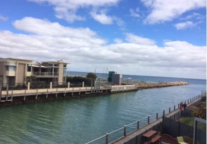 Martha Cove Escape on the Marina