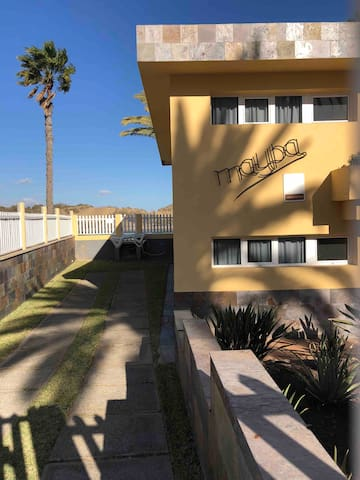 Maspalomas Maypa A2 / Luxury beachfront