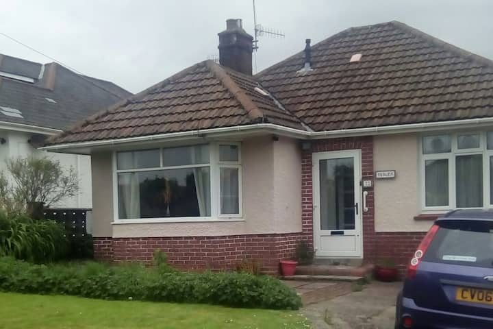 Villa Verona is a beautiful 30s bungalow in Gower.