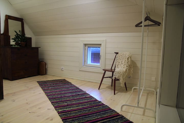 Cozy room at attic apartment in Old Rauma - Rauma