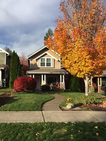 Charming House on the Westside of Olympia - Olympia - House