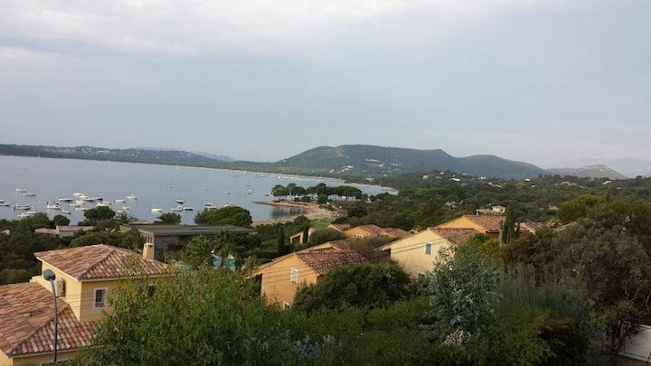 Mini-villa dans résidence Front de Mer, belle Vue