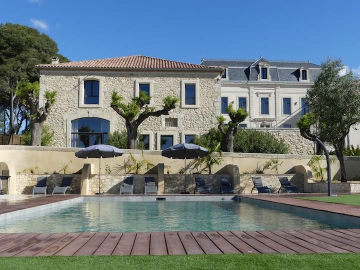 """""""Hermès"""" au Château la Vidalle"""