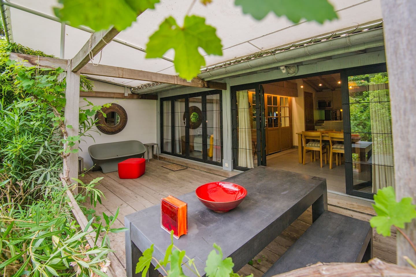 Independent house in the forest - Apartments for Rent in Biarritz ...