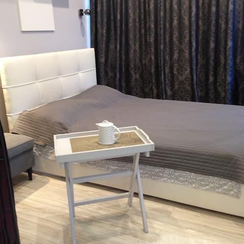 Квартира-студия с потрясающим видом в г. Сочи.