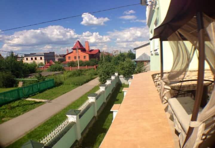 Шикарный дом в новой Москве!