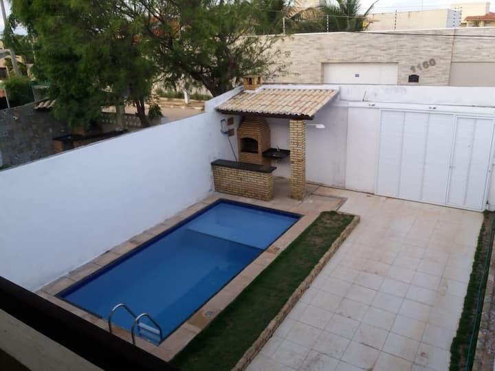 Casa ideal para família na Praia do Presídio