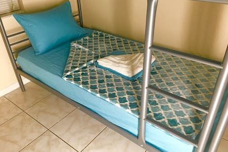 Comfy bed with sateen sheets #5 - Fort Lauderdale - Casa