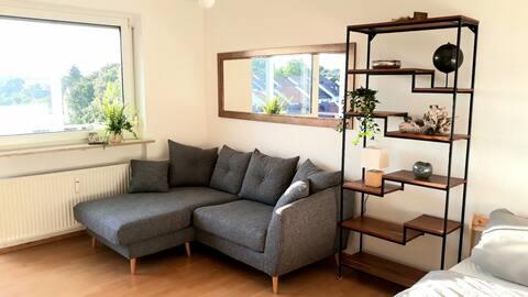 """Wunderschönes Apartment """"Weitblick"""" mit Balkon"""