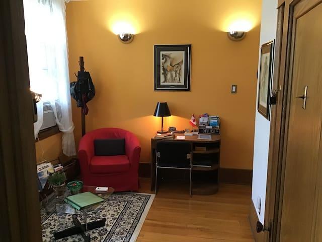 Cosy and Comfortable Studio - Studio chaleureux